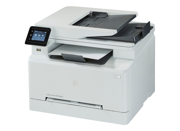 HP Color LaserJet Pro MFP M281fdw printer - Consumer Reports