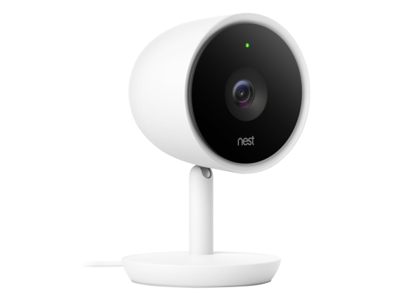 Nest Cam IQ Indoor NC3100US home security camera