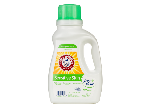 Arm & Hammer Sensitive Skin Free of Perfumes & Dyes laundry detergent