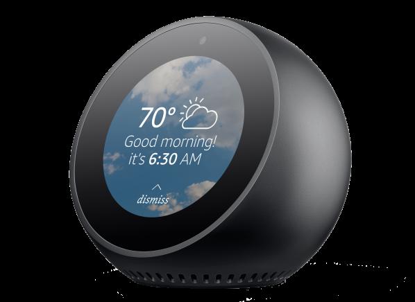 Amazon Echo Spot smart speaker