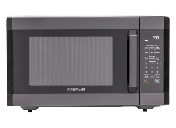Best Over The Range Microwave Consumer Reports >> Farberware Smart Sensor Cooking FMO16AHTBSA microwave oven - Consumer Reports