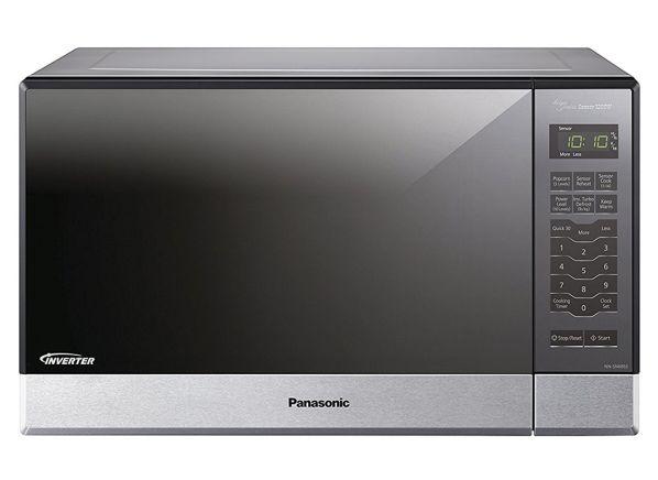 Panasonic NN-SU 686S microwave oven