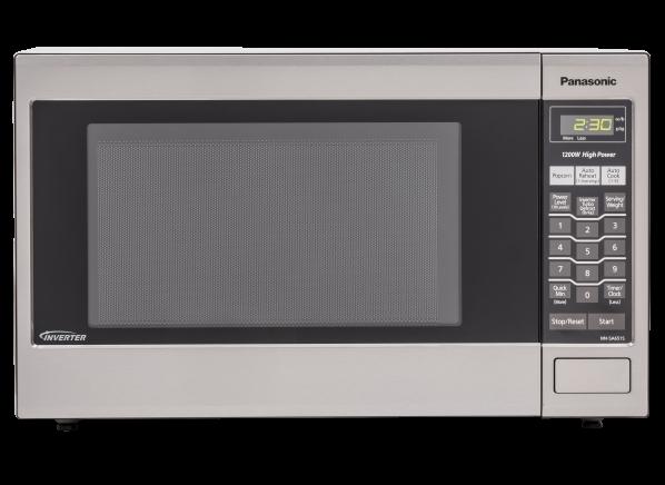 Panasonic Nn Sa651s Microwave Oven Consumer Reports