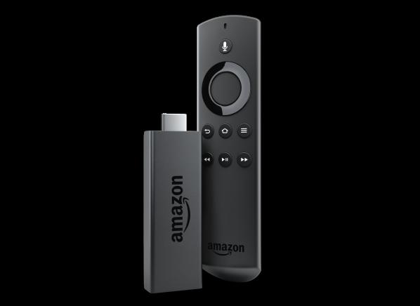 Amazon Fire TV Stick with Alexa Voice Remote streaming media device