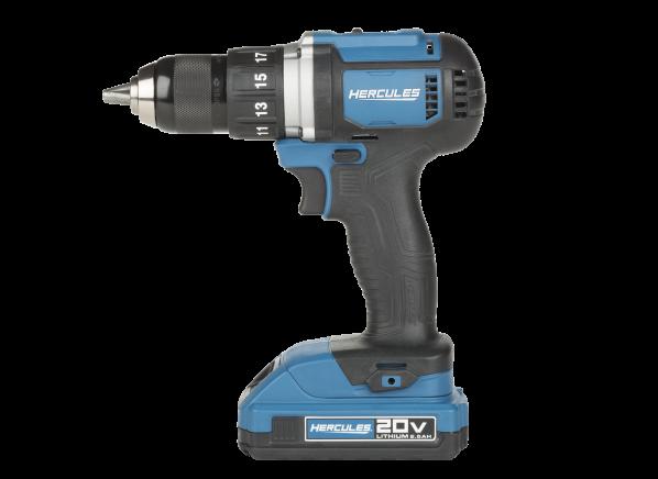 Hercules HC91K1 cordless drill