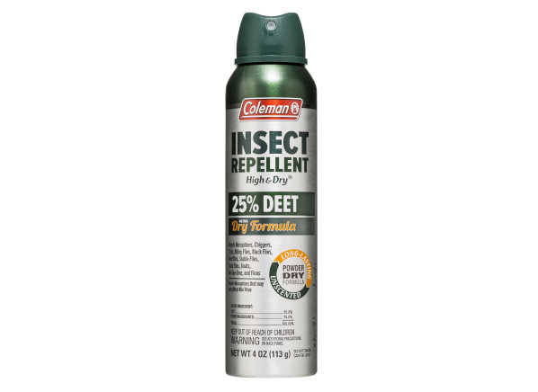Coleman Insect Repellent High & Dry 25% DEET