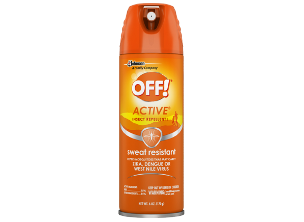 Off Active Insect Repellent I Consumer Reports