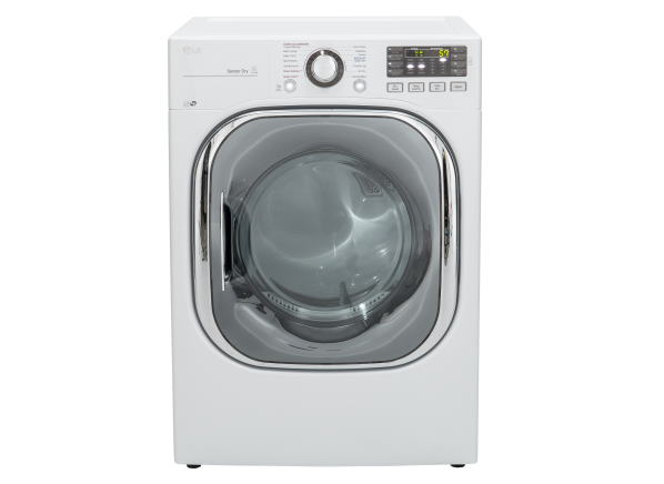 LG DLEX4370W clothes dryer