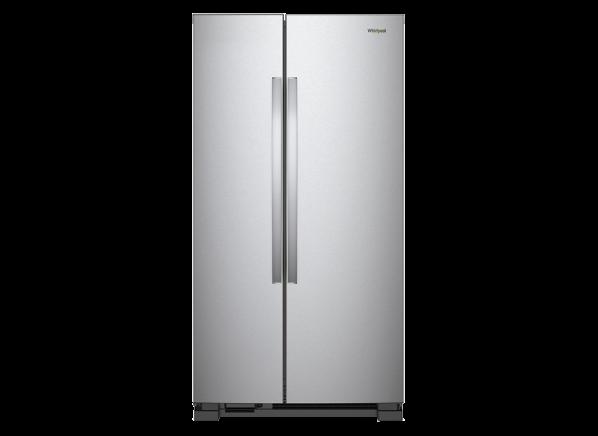 Whirlpool WRS315SNHM refrigerator
