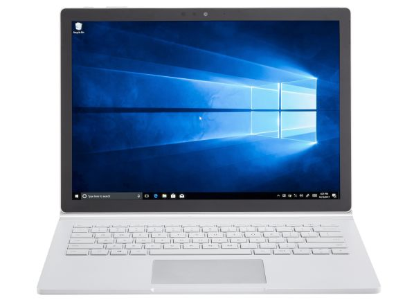 Microsoft Surface Book 2 computer