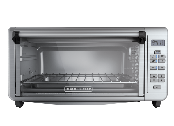Black+Decker 8-Slice Digital Extra WideTO3290XSD toaster oven
