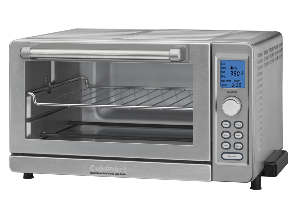 Cuisinart Deluxe Convection TOB-135N toaster oven