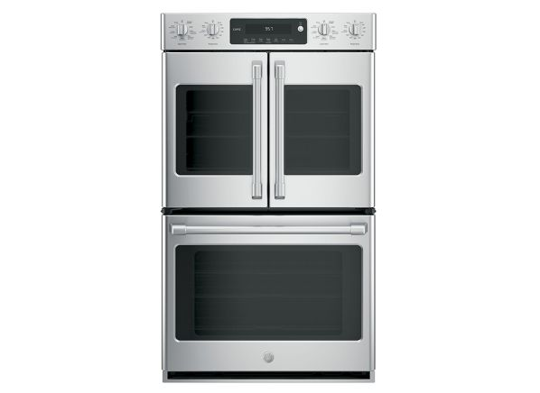 ge cafe wall oven double ge cafe ct9570slss wall oven summary information from consumer reports