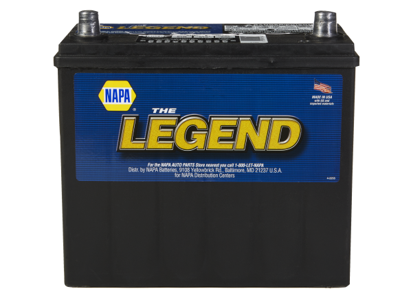 NAPA Legend Professional 7551R car battery