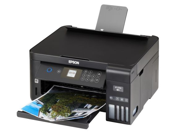 Epson Expression ET-2750 printer - Consumer Reports