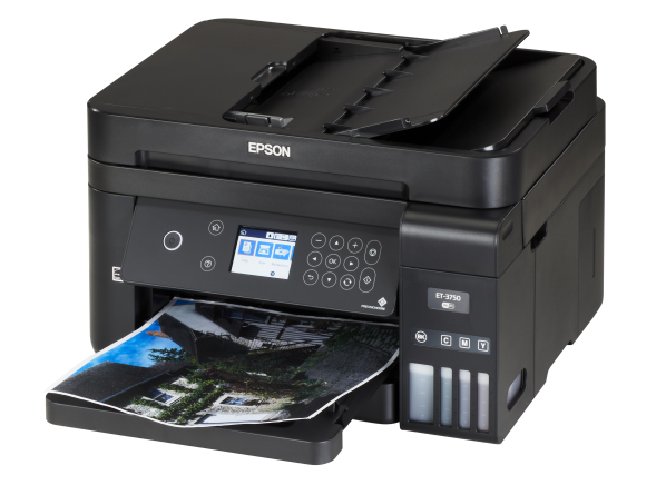 Epson Workforce ET-3750 printer - Consumer Reports