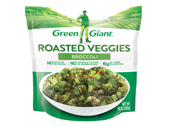 Green Giant Roasted Veggies Broccoli frozen food