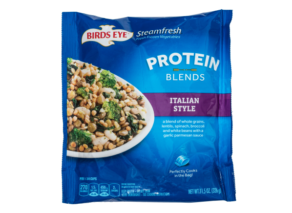 Birds Eye Steamfresh Protein Blends Italian Style frozen food