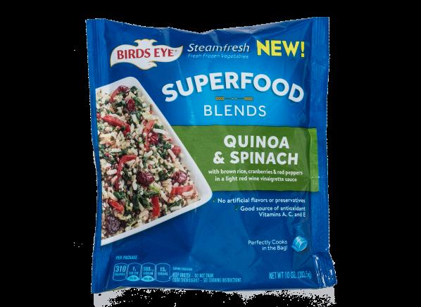 Birds Eye Steamfresh Superfood Blends Quinoa & Spinach frozen food
