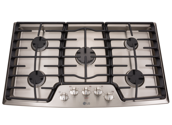 Lg Lcg3611st Gas Cooktop