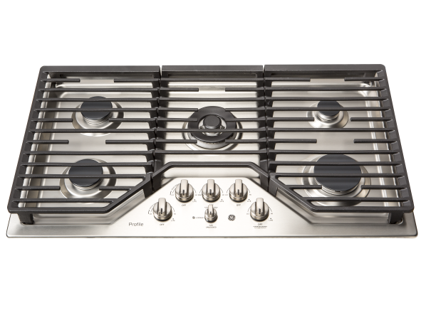 Ge Profile Pgp9036slss Cooktop