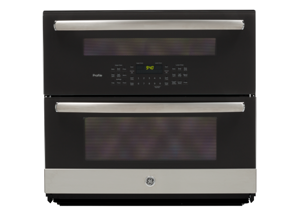 GE Profile Twin-Flex PT9200SLSS wall oven