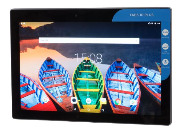 timeless design d508b 323ee Lenovo Tab 3 10 Plus (TB3-X70F) (16GB) tablet - Consumer Reports