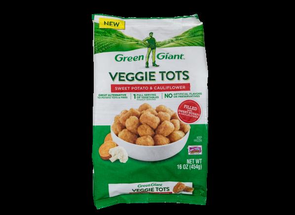 Green Giant Veggie Tots Sweet Potato & Cauliflower frozen food