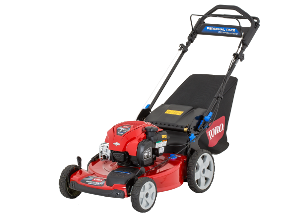 Toro PoweReverse Recycler SmartStow 20355 gas mower