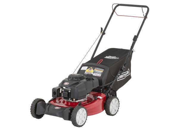 Craftsman 37815 Self Propelled Mower