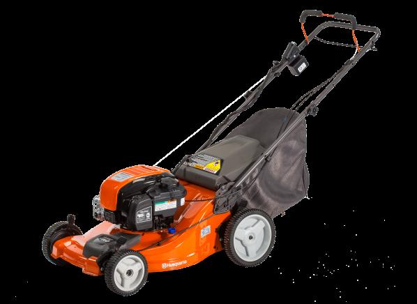 Husqvarna LC221FHE gas mower