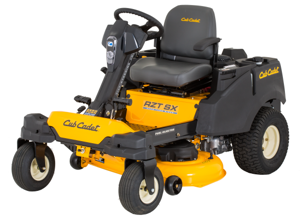 Cub Cadet RZT SX 42 riding lawn mower & tractor - Consumer