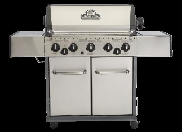 Huntington Patriot 5900 Pro 683544 grill