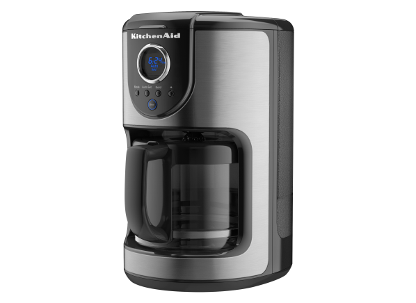 Kitchenaid 12 Cup Kcm111ob Coffee Maker Consumer Reports