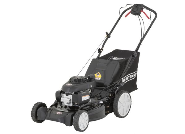 Craftsman 37860 gas mower