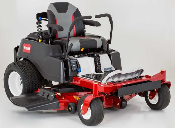 Toro Myride Timecutter Mx5075 74768 Riding Lawn Mower