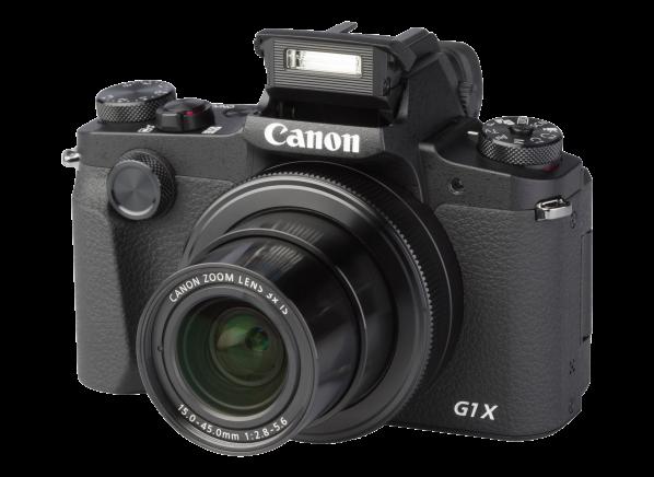 Canon PowerShot G1 X Mark III camera
