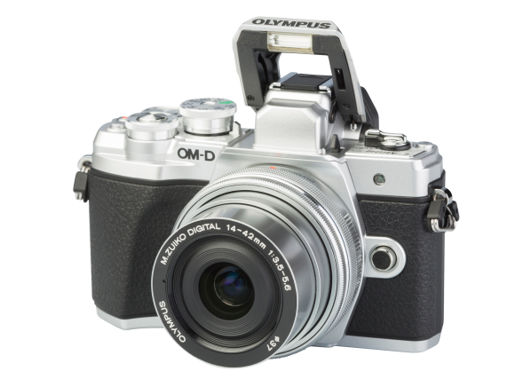 Olympus OM-D E-M10 Mark III w/ 14-42mm EZ camera
