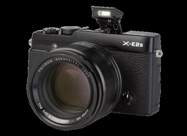 Fujifilm X-E2S w/ XF 56mm F1.2 R APD camera