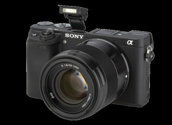Sony Alpha A6300_K w/ 50mm F1.8 OSS camera