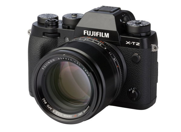 Fujifilm X-T2 w/ XF 56mm F1.2 R APD camera