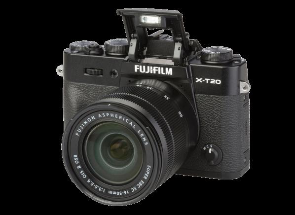 Fujifilm X-T20 w/ 16-50mm OIS camera