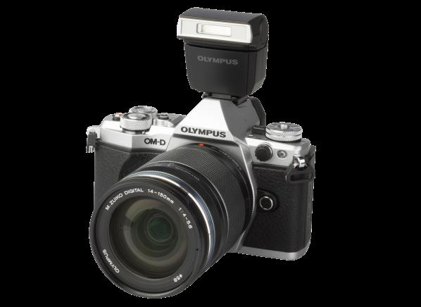 Olympus OM-D E-M5 II w/ 14-150mm camera