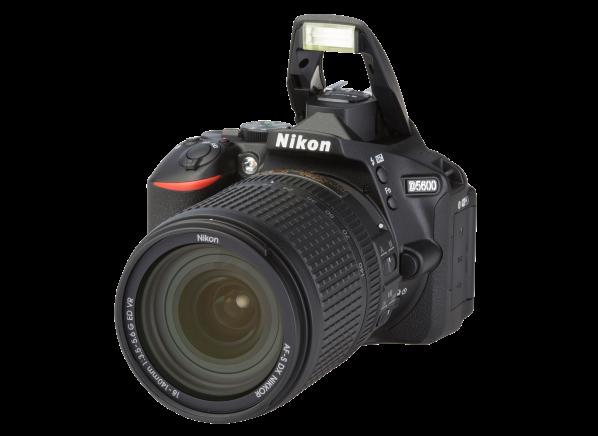 Nikon D 5600 w/ 18-140mm VR camera
