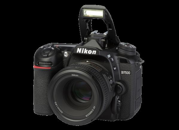 Nikon D7500 w/ AF-S 50mm camera