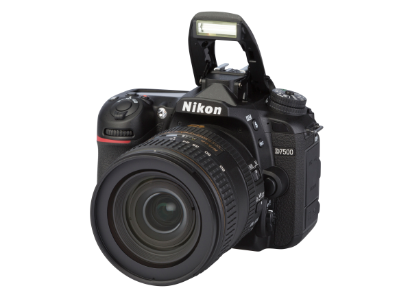 Nikon D7500 w/ 16-80mm camera