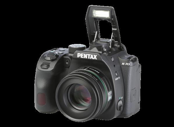 Pentax K-70 w/ smc DA 50mm F1.8 camera