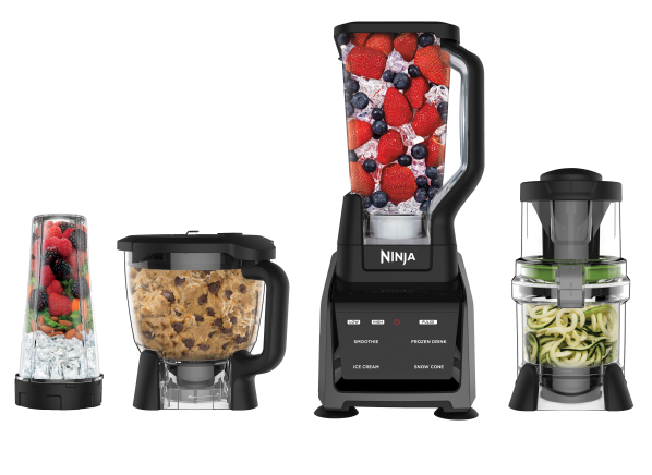 Ninja Intelli-sense Kitchen System CT682SP food chopper