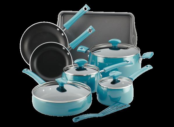 Rachael Ray Cityscapes Porcelain Enamel Nonstick (Bed Bath & Beyond exclusive) cookware