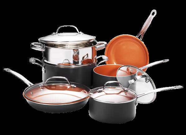 Gotham Steel Nonstick Cookware Consumer Reports